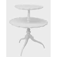 Moiety Side Table
