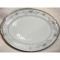 Lilah Oval Serving Platter