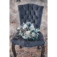 Opulent Tufted Chair