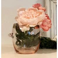 Coral Jewels Vase