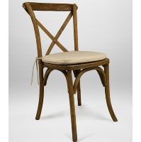 Farmwood Crossback Chair