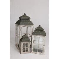 Large Window Frame Lantern