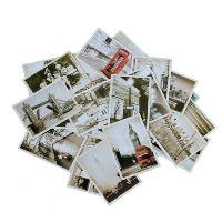 Assorted Vintage Photograph Travel Postcards