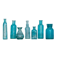Bottles, Jars + Vases
