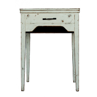 Shabby White Sewing Table