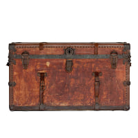 Suitcases, Trunks and Crates