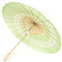 Light Green Parasol