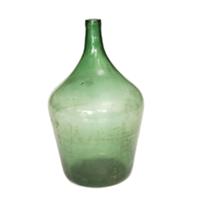 Assorted Large Green Bottle