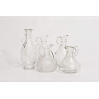 Assorted Clear Glass
