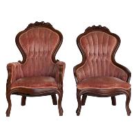 Blushy Chair