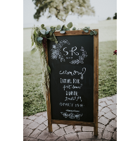Mirrors, Frames, Signs + Chalkboards