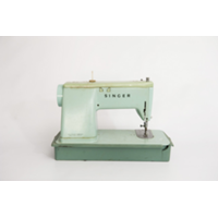 Mint Singer Sewing Machine