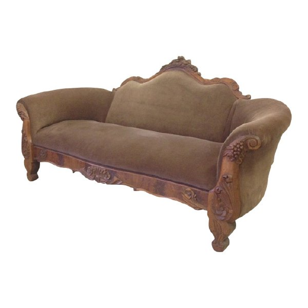 "Vintage ""Eden"" Sofa"