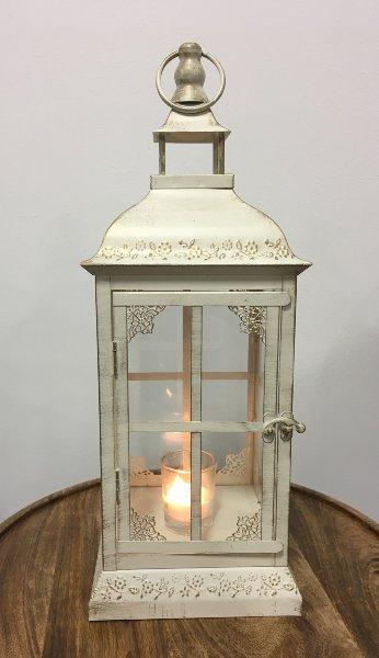 Ivory & Gold Lantern 2