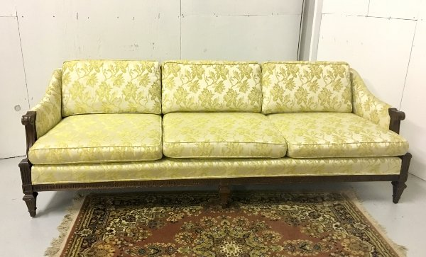 """Vintage """"Lucy"""" Sofa"""