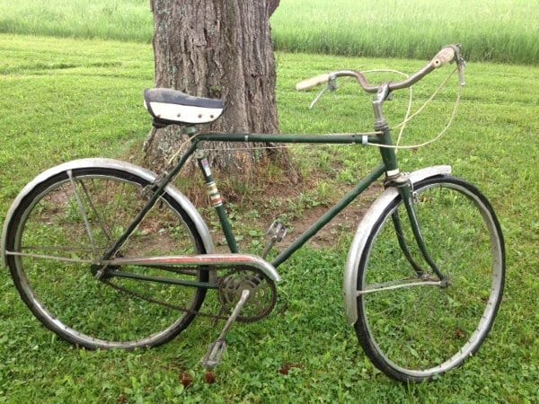 Vintage Male Bike