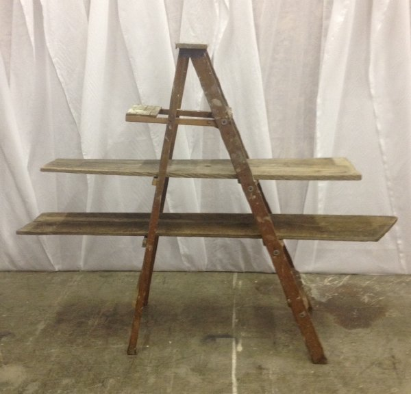 Rustic Display Ladder