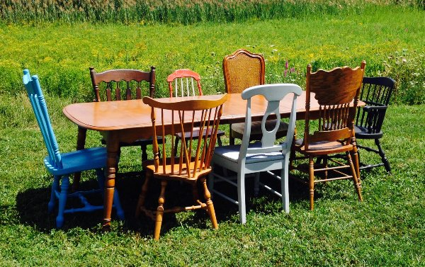 Hudson Valley Table, Seats 8