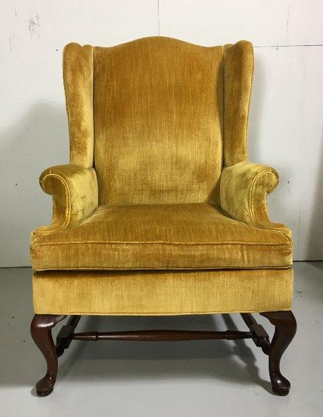 "Vintage ""Regina"" Arm Chair"