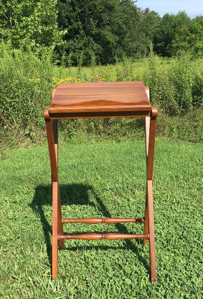 Antique Ceremony Stand