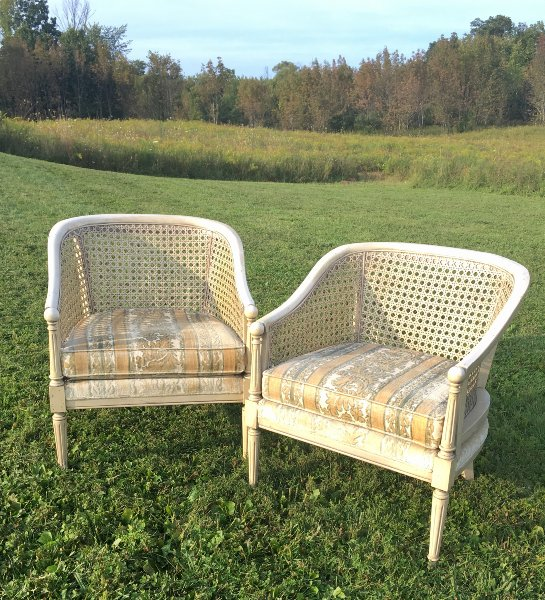 "Vintage ""Kaya"" Chairs"