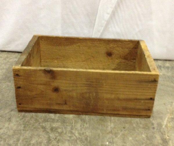 "Vintage ""Cody"" Wooden Box"