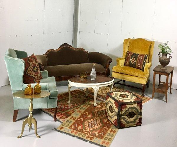 Putnam Lounge, Styled Lounge Grouping