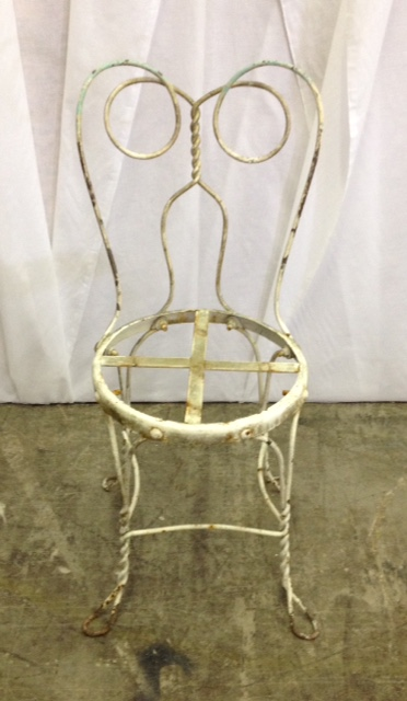 Chippy Ice Cream Parlor Chair