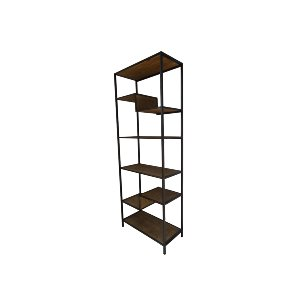 INDUSTRIAL SHELF / BARBACK