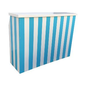 CARNIVAL BOOTH BLUE