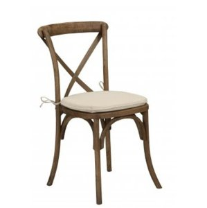 VINEYARD CROSSBACK CHAIR