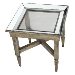 SIDE TABLE MIRROR