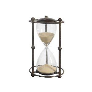 IRON HOUR GLASS 1