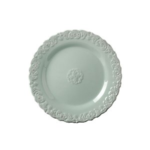DINNER PLATE, BLUE
