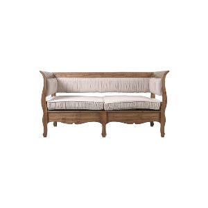 LOUNGE SOFA, WOOD
