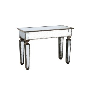 MIRROR MERCURY CONSOLE TABLE