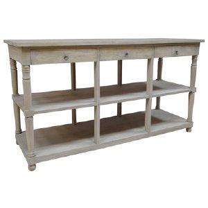 GARDEN CONSOLE TABLE