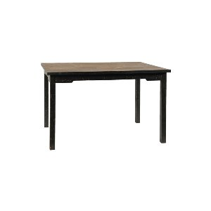 BLACK RUSTIC TABLE