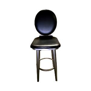 BLACK BAR STOOL
