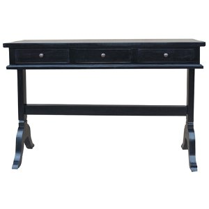 CONSOLE TABLE, BLACK