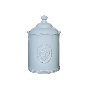 CANISTER, TIFFANY BLUE
