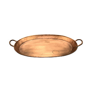 COPPER TRAY