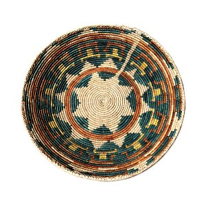 WICKER BOWL SOUTHWESTERN