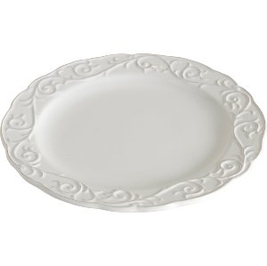 COUNTRY CHIC DINNER PLATE