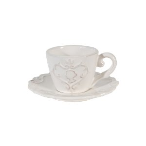 CUP AND SAUCER TEACUP