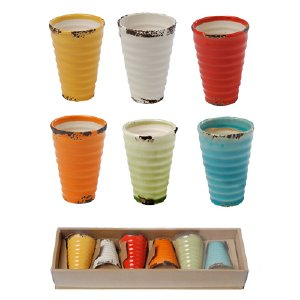 FIESTA CANDLE HOLDERS