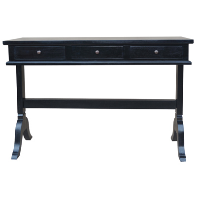 CONSOLE TABLE, BLACK