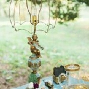 Angel Table Lamps