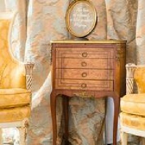Petite Italian End Table