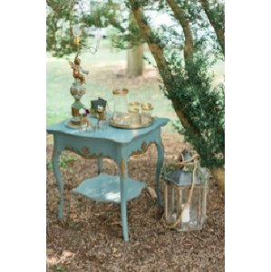 Occasional Table - Victorian Blue